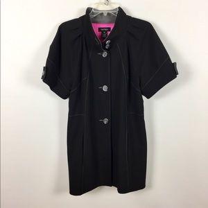Karen Kane Black Jacket